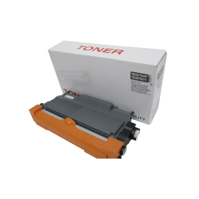 Toner zamienny do Brother TN-2220, TN-2010, TN2220, TN2010