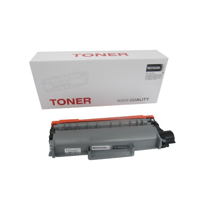 Toner zamienny do Brother TN-2320, TN-2310, TN2320, TN2310