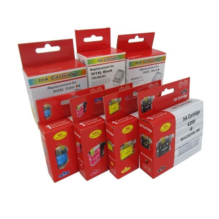 Tusz do Canon CLI-581,cyan, zamiennik do Canon TR7550, TR8550, TS6150, TS6250, TS8150, TS8250, TS9150, TS9550